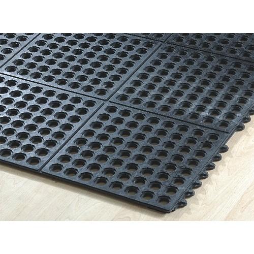 AFD-3636-BT : Antifatigue Mat,90cm x 90cm,Black