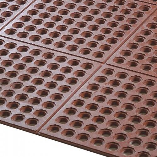 AFD-3636-TT : Antifatigue Mat,90cm x 90cm,Terracotta