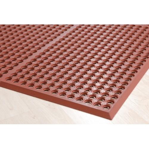 AFD-3660-TT : Antifatigue Mat,90cm x 150cm,Terracotta
