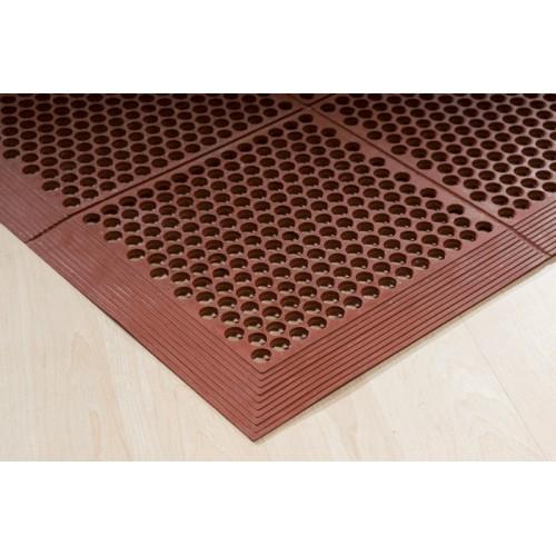 AFD-3660-TX : Antifatigue Mat,90cm x 150cm,Terracotta