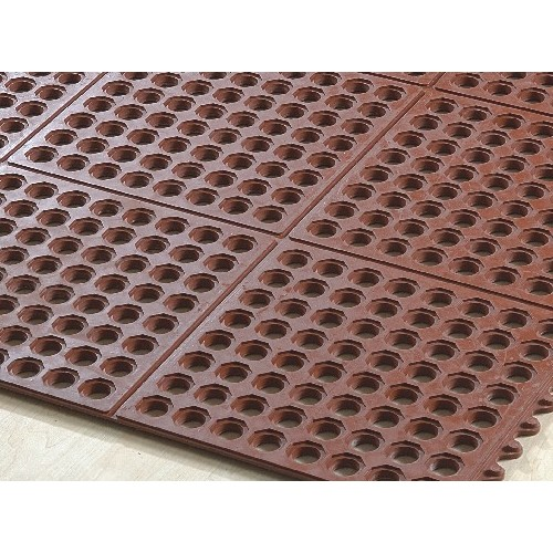 AFD-3959-TT : Antifatigue Mat,100cm x 150cm,Terracotta