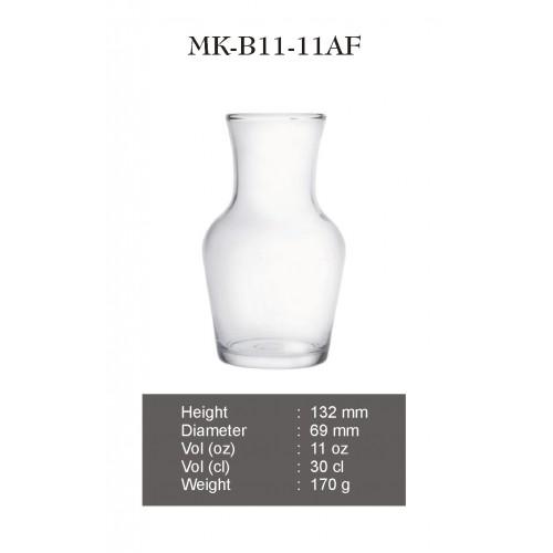 B11-11AF : TEXAS  art size :   77 x 132 ,  art capacity : 300 ml , case cube  : 0.042 cbm , case weight  : 9.23 kg , case pack : 48 Pcs