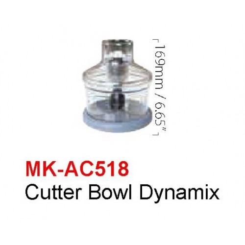 MK-AC518 : CUTTER BOWL DYNAMIX