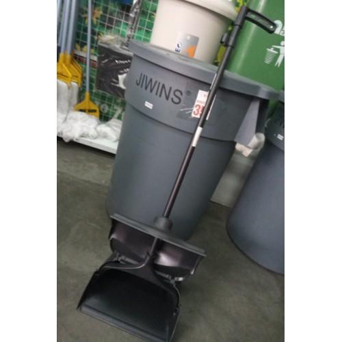 MK-C-019C : Plastic Shovel With The Clip