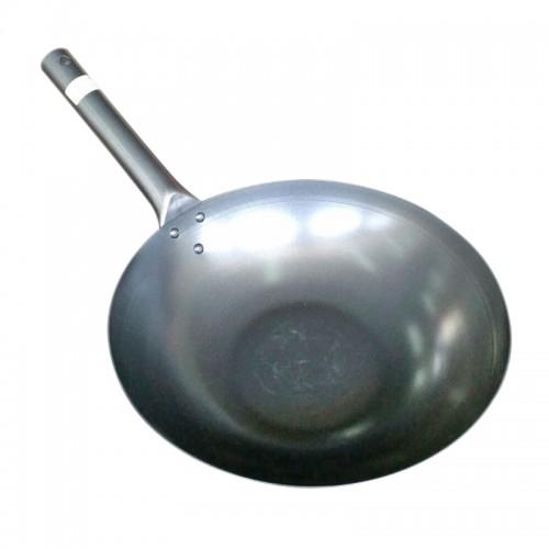 MK-JHW-W300-30 : CHINESE WOK SINGLE HANDLE