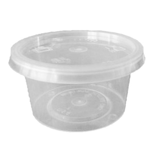 UL-4 : Round Container 75 x 39 90ml  transparan